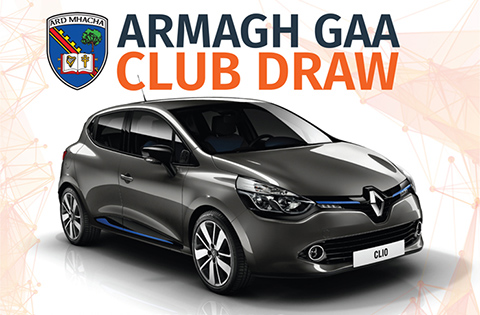 Armagh GAA Club Draw