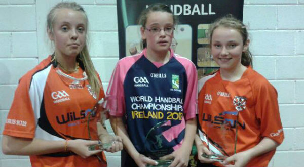 Two National titles for Armagh