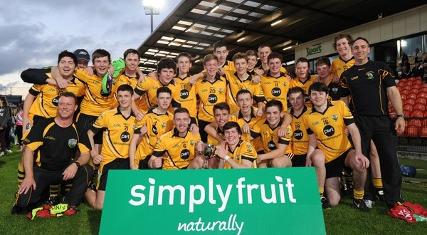 Cuchulainns Win Minor Championship