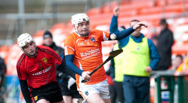 NHL: Armagh team v Down