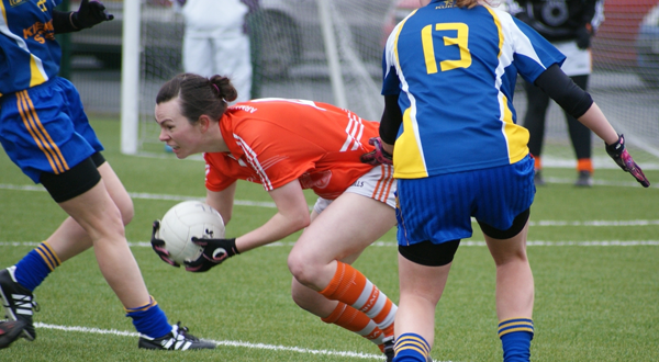 ARMAGH SEE OFF LONGFORD