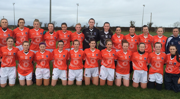 LADIES: ARMAGH OVERWHELM WEXFORD