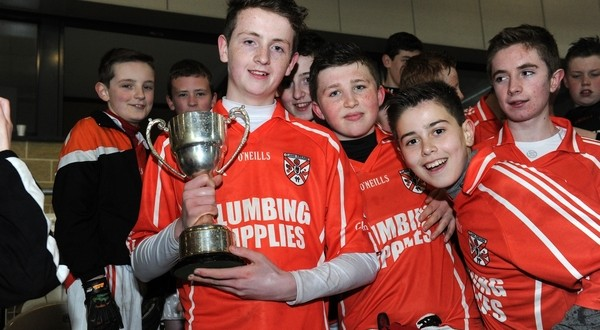 Feile Cup and Shield Final Photos