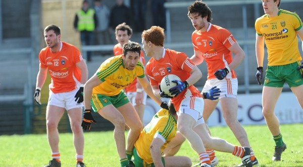 Armagh 1-08 2-10 Donegal