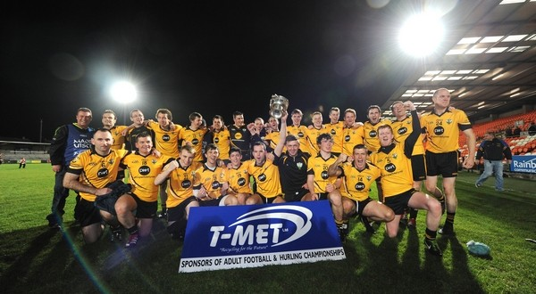 Cuchulainns win Senior Hurling Title