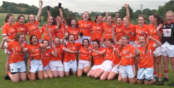 YOUNG GUNS IN ALL IRELAND ACTION TOO