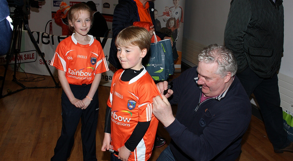 Successful Armagh GAA Open Day and Funwalk