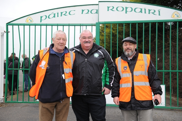 Photos: Armagh v Derry – Wolfe Tone GFC Pitch Opening