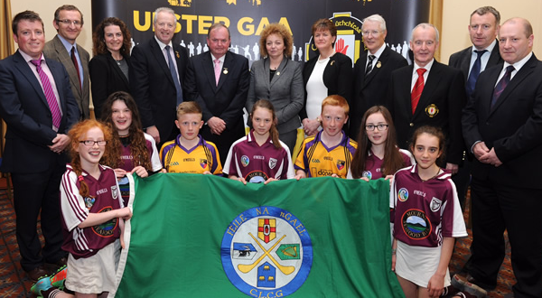 Ulster GAA is proud to host Féile na nGael 2014