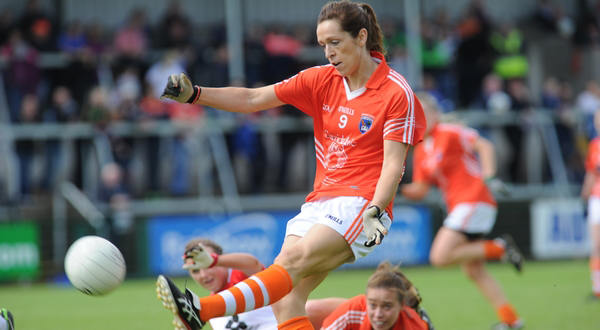 Armagh Overpower Tyrone