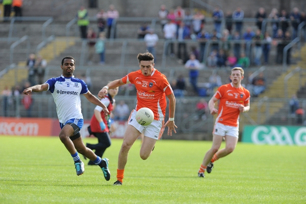Armagh Minors Reach Ulster Final