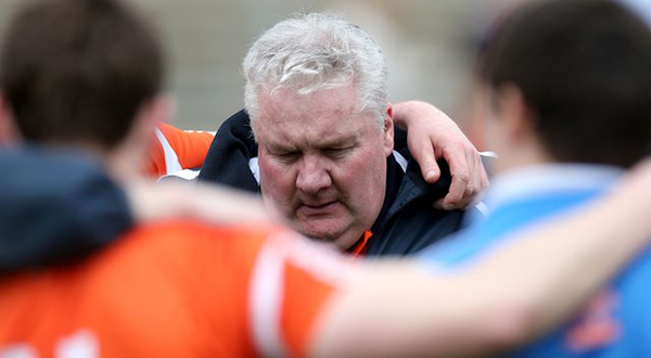 Paul Grimley speaks exclusively to ArmaghGAA.net
