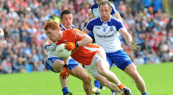Armagh Ulster Championship run ended