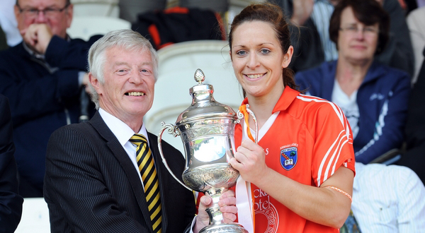 Armagh Ladies are Ulster Champions