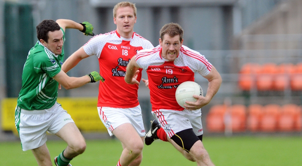 Annaghmore storm past Shane O'Neill's in Armagh SFC