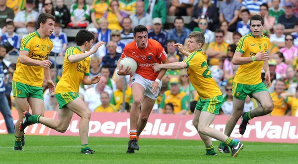 Minors lose Ulster Final