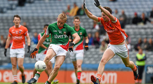 ALL-IRELAND MFC QUARTER-FINAL: MAYO 3-13 ARMAGH 0-9