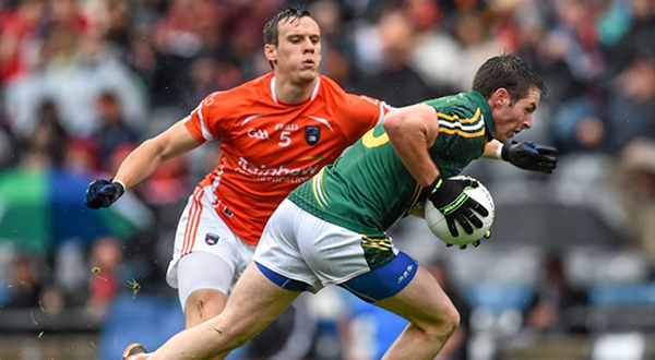 Clinical Armagh march on to Quarter Finals