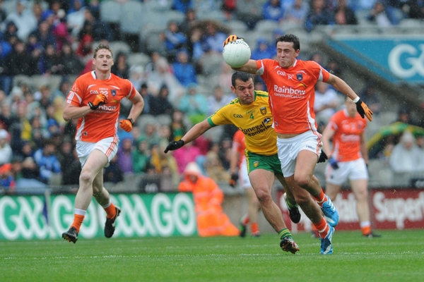 Armagh defeated by Donegal in Quarter-Final