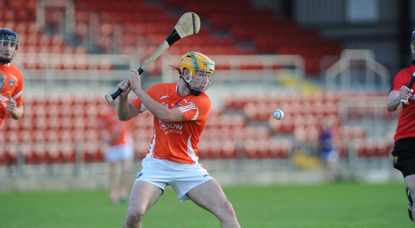 Armagh Un21 Hurlers Defeated In Semi-Final