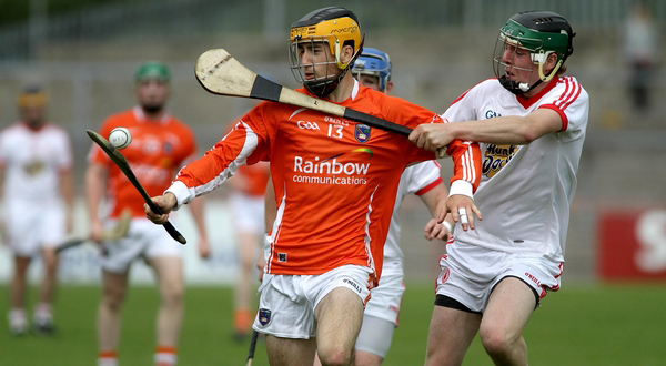 Armagh Un21 Hurlers defeat Tyrone