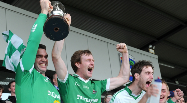 Clinical Keady ease to Junior Final win