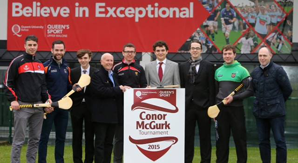 Armagh Hurlers to compete in the Conor McGurk Tournament