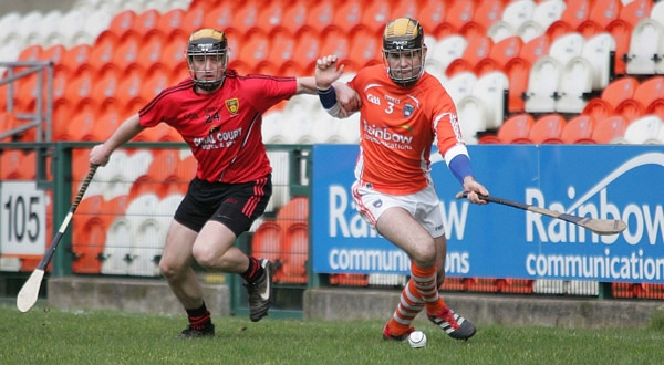 Armagh Hurlers off to a good start