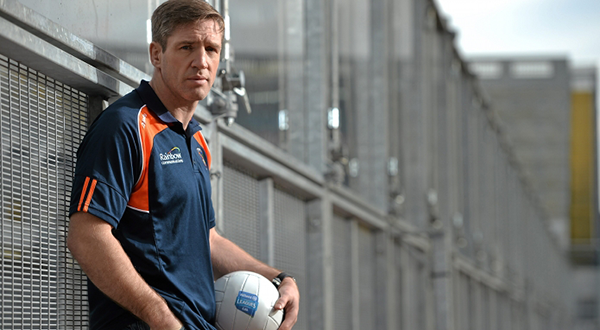 McGeeney: 'You need focus and passion in life'