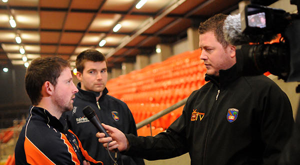Armagh Hurlers Prepare for Conor McGurk Final