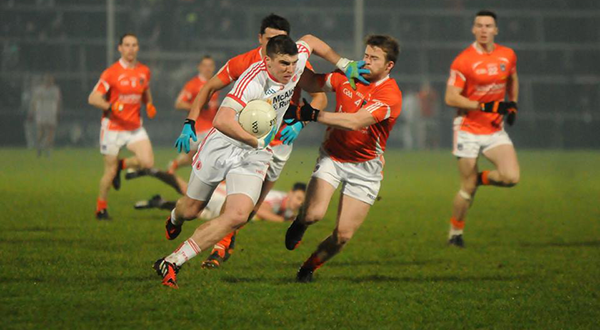 Armagh lose out in Semi-Final