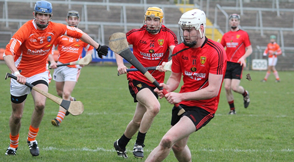 ​Armagh lose out in league opener