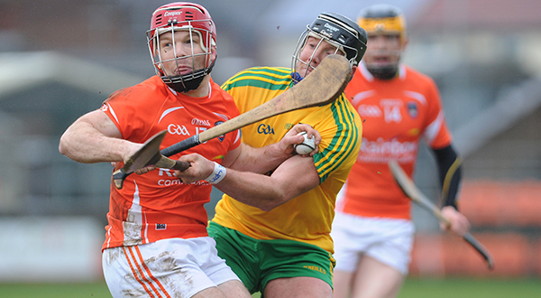 Senior Hurlers defeat Donegal in League