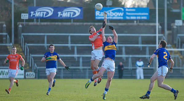 Armagh snatch victory from jaws of defeat