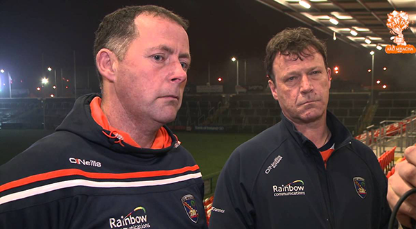 Armagh hurlers shock Meath with super win