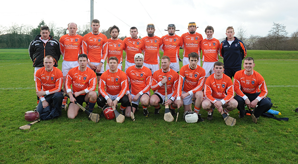 Special merit award for Hurlers