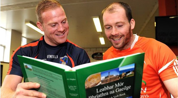 Learn Irish with Armagh GAA