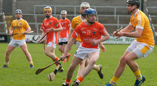Pictures: Minor Hurlers defeated by Antrim