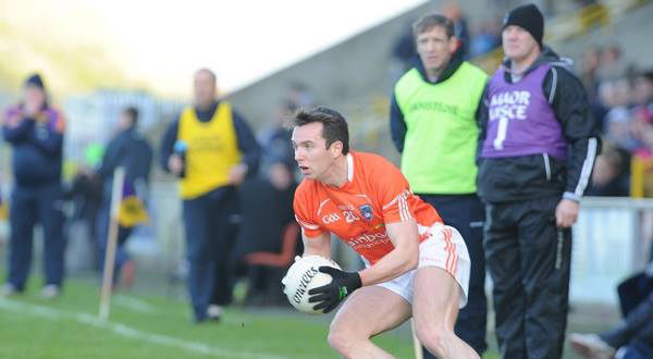 Armagh remain top after 13 point victory