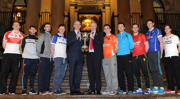 EirGrid Ulster U21 Football Championship Launched
