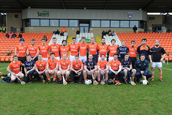 Armagh team for semi-final