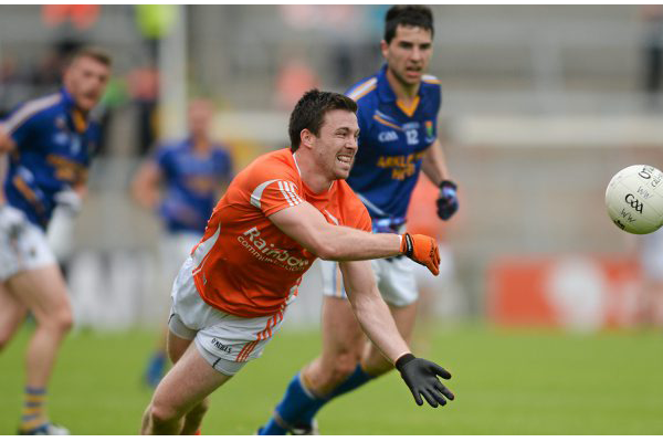 Armagh earn 10 point victory