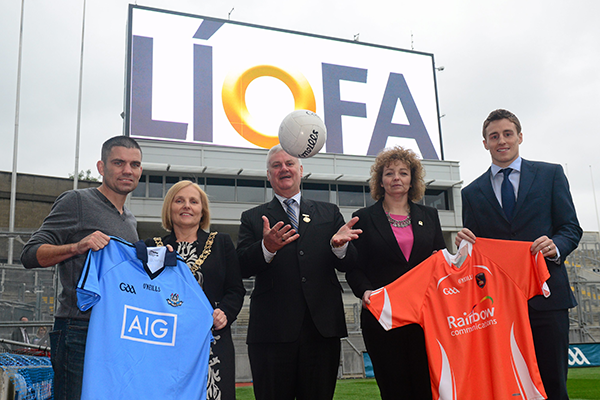 Charlie backs GAA Irish language initiative