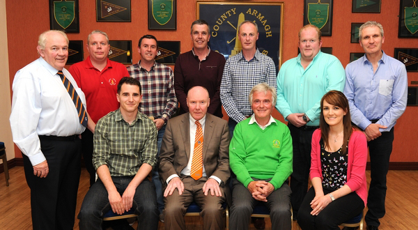 Photos: Armagh Golf Classic 2014
