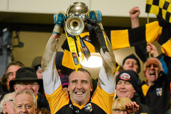 Crossmaglen beat Scotstown in final