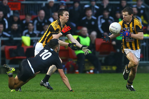 Cross storm to another Ulster Final