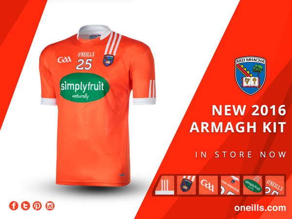 Link to Armagh GAA new Jersey/Sponsors/Website post
