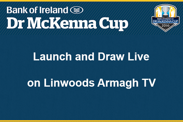 Link to McKenna Cup Draw Live post