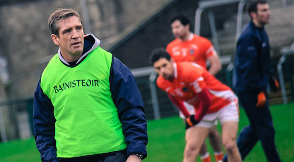 Armagh senior and U21 football management ratified