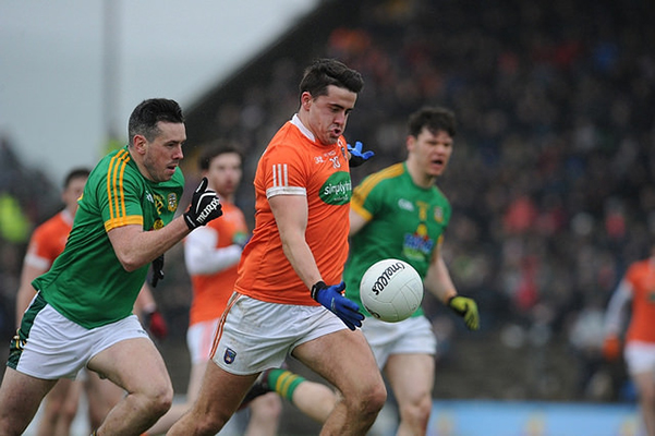 Armagh lose league opener v Meath